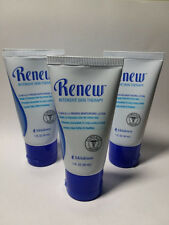 3 Melaleuca Renew Intensive Skin Therapy Lotion 1 Oz Travel Size