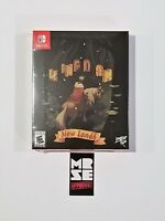 Kingdom New Lands Collector's Edition Limited Run Games #7 Nintendo Switch New