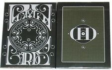 Smoke and Mirror V4 Green Playing Cards by DAN & DAVE *AUTHENTIC ORIGINAL*