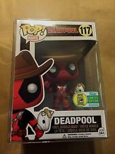 SDCC 2016 Comic Con Exclusive Funko Deadpool (Cowboy) Limited Edition Marvel **