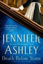 Ashley Jennifer-Death Below Stairs  BOOK NEW