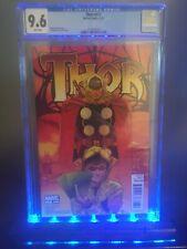 Thor #617 Hot Key CGC 9.6 NM/M 1st Kid Loki Ferry Cover Fraction Marvel Disney +