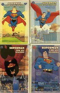 Superman for all seasons set:#1-4 8.0 VF (1998)