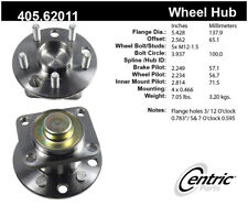Wheel Bearing and Hub Assembly-Premium Hubs Rear Centric 405.62011