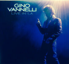 Gino Vannelli ‎– Live In LA +2 BONUSTRACKS CD NEW