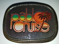 Vintage  Pablo Cruise Belt Buckle   1970's. Very good condition. Ships fast.