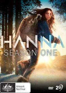 HANNA 1 (2019): Mireille Enos, Action/Thriller TV Season Series - NEW Au Rg4 DVD