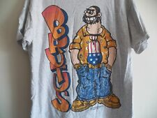 Vintage 90s Brutus 1993 King Features Syndicate Popeye Comics Cartoon T-Shirt Xl