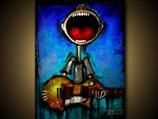 """ART - ORIGINAL Modern Painting by S.Lazo – MADE TO ORDER - 30"""" x 40"""""""