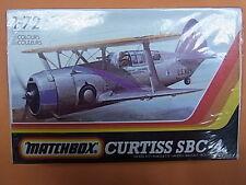 Matchbox Curtiss SBC-4 1/72 PK-35