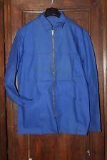 VTG - Ancienne veste de travail bleu blouson / Workwear jacket T?? ref 10