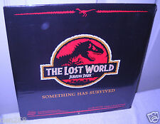 #8483 The Lost World Jurassic Park 16 Month 1998 Sealed Calendar