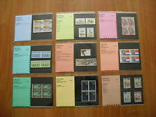 PTT-mapje / postzegelmapje jaargang 1984 Nederland compleet