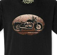 All Torque men's T-shirt for the Triumph Bonneville Bobber motorbike fan