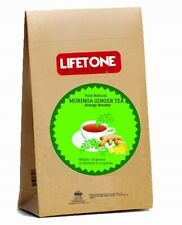 Moringa Tea,with a touch of Ginger,Energy Tea,Detox,Immunity Boost,20 Teabags