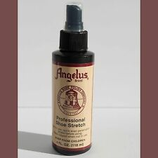 Angelus Professional Shoe Stretch Spray Bottle Shoe Stretcher 4oz NEW