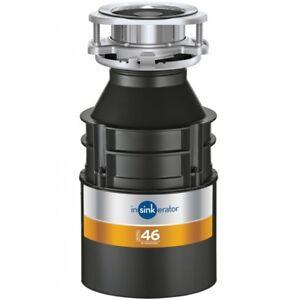 Insinkerator Model 46 Undersink Food Kitchen Sink Waste Disposer Disposal