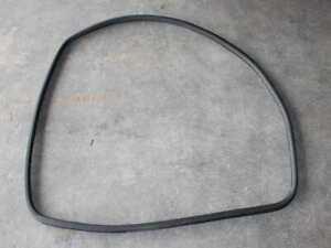 VW Golf 6 Türdichtung hinten links rechts Tür Dichtung innen schwarz 5K6867913
