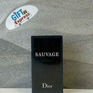 Dior Sauvage Cologne By Christian Dior 3.4 oz/100 ml EDT Spray for Men brand new