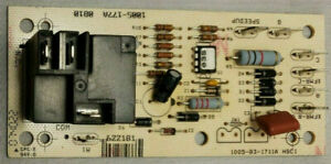 Nordyne Blower Control Board 622181 1005-83-1711A with delay