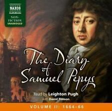 PUGH, LEIGHTON - THE DIARY OF SAMUEL PEPYS NEW CD