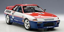 Autoart 1991 NISSAN SKYLINE GT-R R32 BATHURST WINNER RICHARDS/SKAIFE 1:18*New!