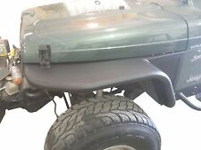 Jeep Wrangler YJ 6'' Flare Tube Fenders D.I.Y. Kit