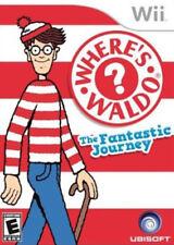 Where''s Waldo? WII New Nintendo Wii