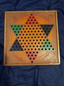 Chinese Checkers Board , L. G. Ballard 1938