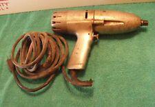 "Vintage Ingersoll Rand Electric 1/2"" Impact Gun 120V 3amp Model ""A"""