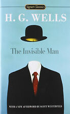 The Invisible Man - H G Wells - Audio Book Mp3 CD - **BUY 4 GET 1 FREE**