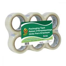 Duck Brand Standard Packaging Tape Refill 6 Rolls 188 Inch X 109 Yard