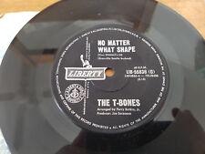 FEELIN' FINE // THE T-BONES US INSTRUMENTAL RARE OZ PRESS LIBERTY 1966
