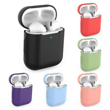 Airpods Case Protective Silicone Cover - pink