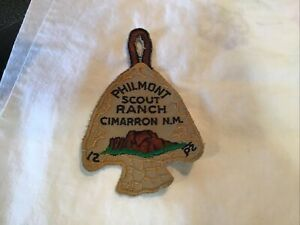 Kanik Philmont Scout Ranch Patch Boy Scouts of America BSA Phlmont Winter Camp