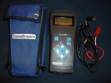 CONSULTRONICS EXFO COLT ADSL ADSL2+ 250+ DSL TEST SET ATTENUATION BIT METER