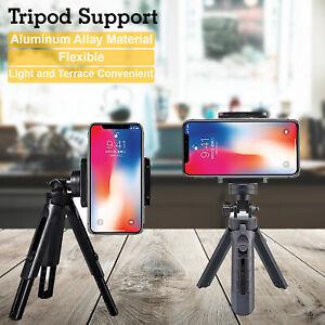 Big Bracket Tripod Phone Camera Mount Holder 360 Rotation For All Apple iPhone