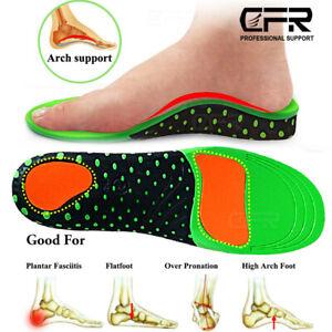 Einlegesohlen orthopädische Fersensporn Sport Arbeitsschuhe Einlagen Fußschmerz