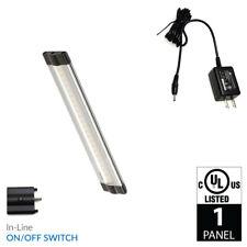 Lightkiwi V8450 6 Inch Warm White LED Under Cabinet Lighting - 1 Panel Kit