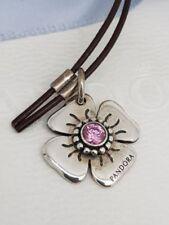 PANDORA Leather Fashion Jewellery
