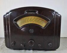 Bakelit Röhren Radio Saba 521 W antique tube radio reciever