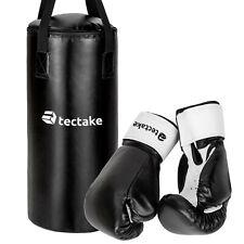 Tectake 402274 Sac de Boxe et Sport Combat pour Enfants avec Boxing Gants