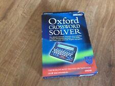 Seiko Oxford Crossword Solver Spellchecker ER3700 New Uk