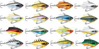 Rapala Rap-V 06 Blade Bait/Lipless Hybrid Casting/Jigging Bass & Walleye Lure