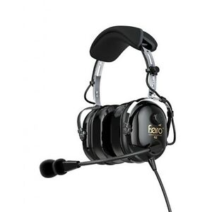 Faro G2 PNR Passive Noise Reduction Lightweight Headset with MP3/Audio Input