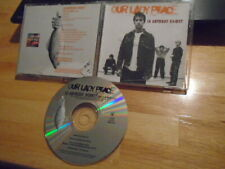RARE PROMO Our Lady Peace CD single Is Anybody Home? C-10 MIX Raine Maida 2000 !