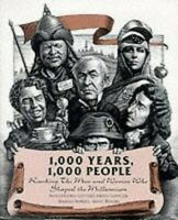 1000 Years, 1000 People: Ranking the Men and Wom... by Gottlieb, Agnes Paperback