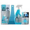 P1 Car Care Winter Essentials Ice Frost Kit - Ice Scraper, Deicer & Screenwash
