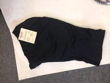 NALINI SHORTS Black, 6-panel, synthetic chamois, size 6 (XL)