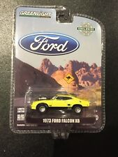 GREENLIGHT 1973 FORD FALCON XB YELLOW - BRAND NEW